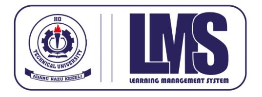 Ho Technical University Learning Management System